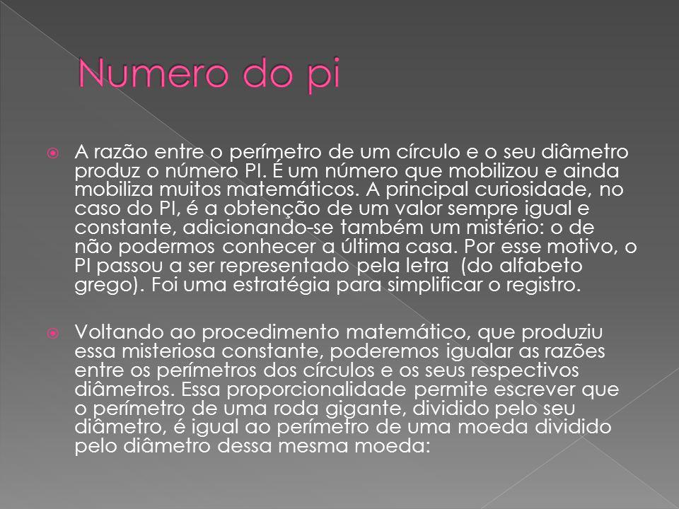 Numero do pi