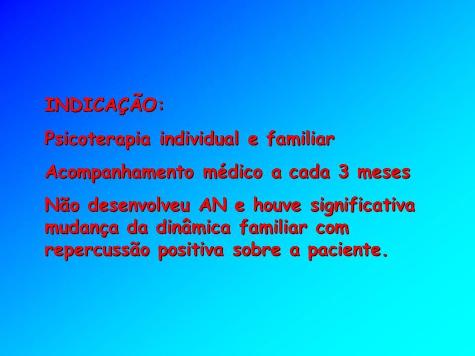 Psicoterapia individual e familiar