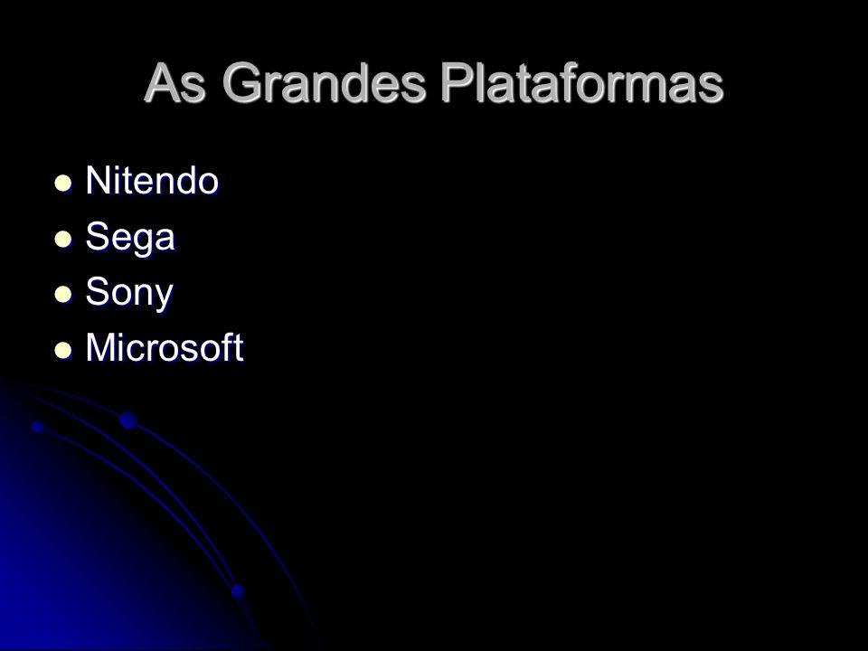 As Grandes Plataformas