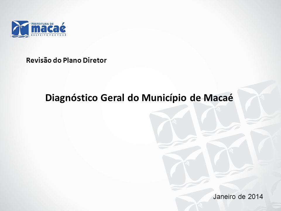 Diagnóstico Geral do Município de Macaé