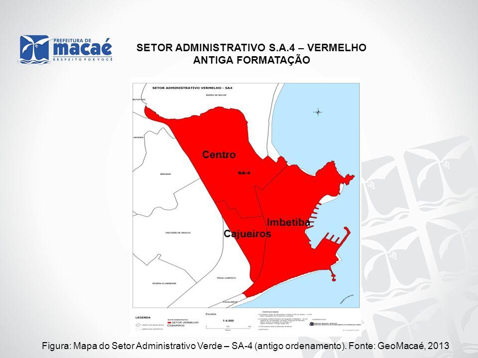 SETOR ADMINISTRATIVO S.A.4 – VERMELHO