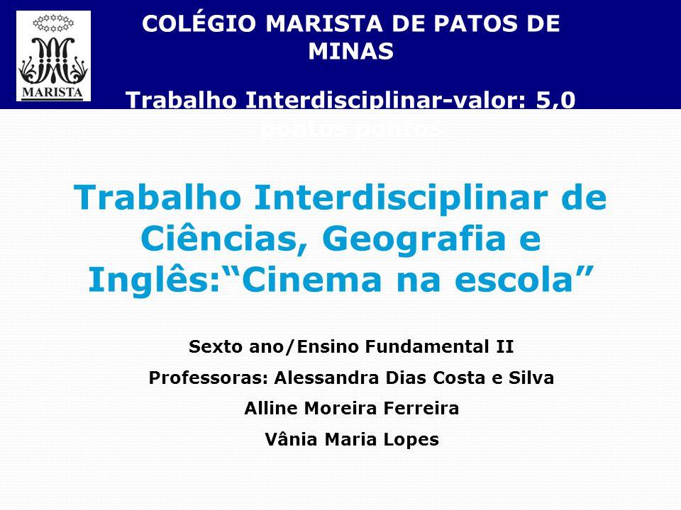 COLÉGIO MARISTA DE PATOS DE MINAS
