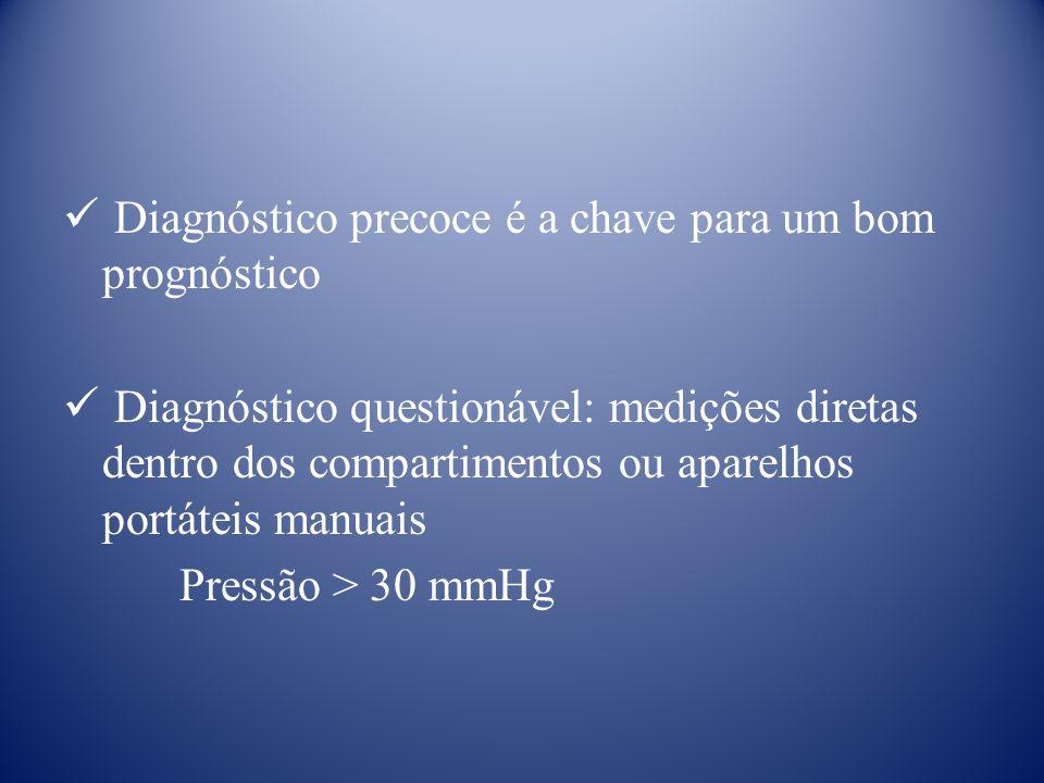 Diagnóstico precoce é a chave para um bom prognóstico