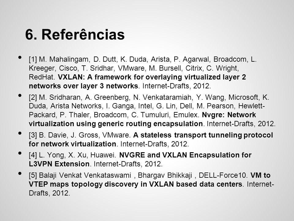 6. Referências