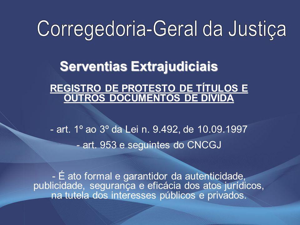 Corregedoria-Geral da Justiça