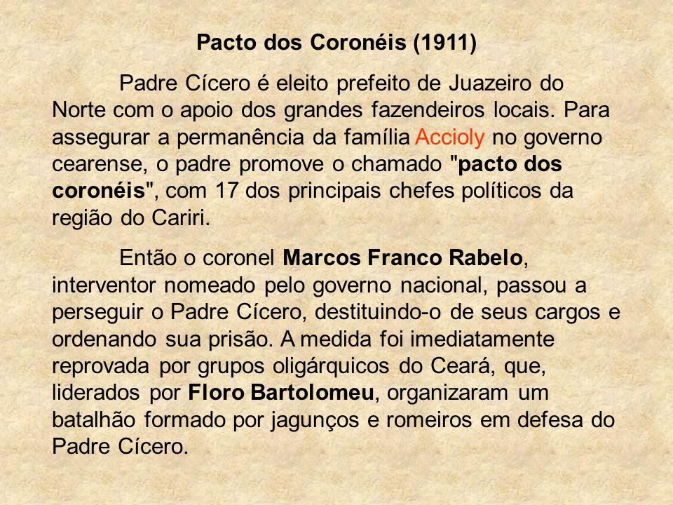 Pacto dos Coronéis (1911)