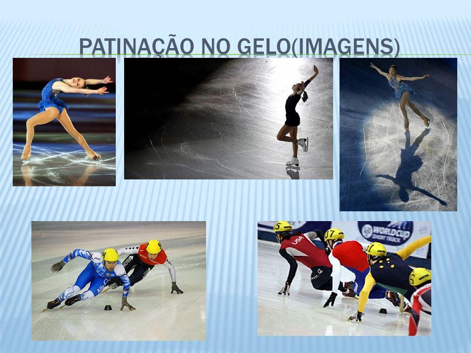 PATINAÇÃO NO GELo(imagens)