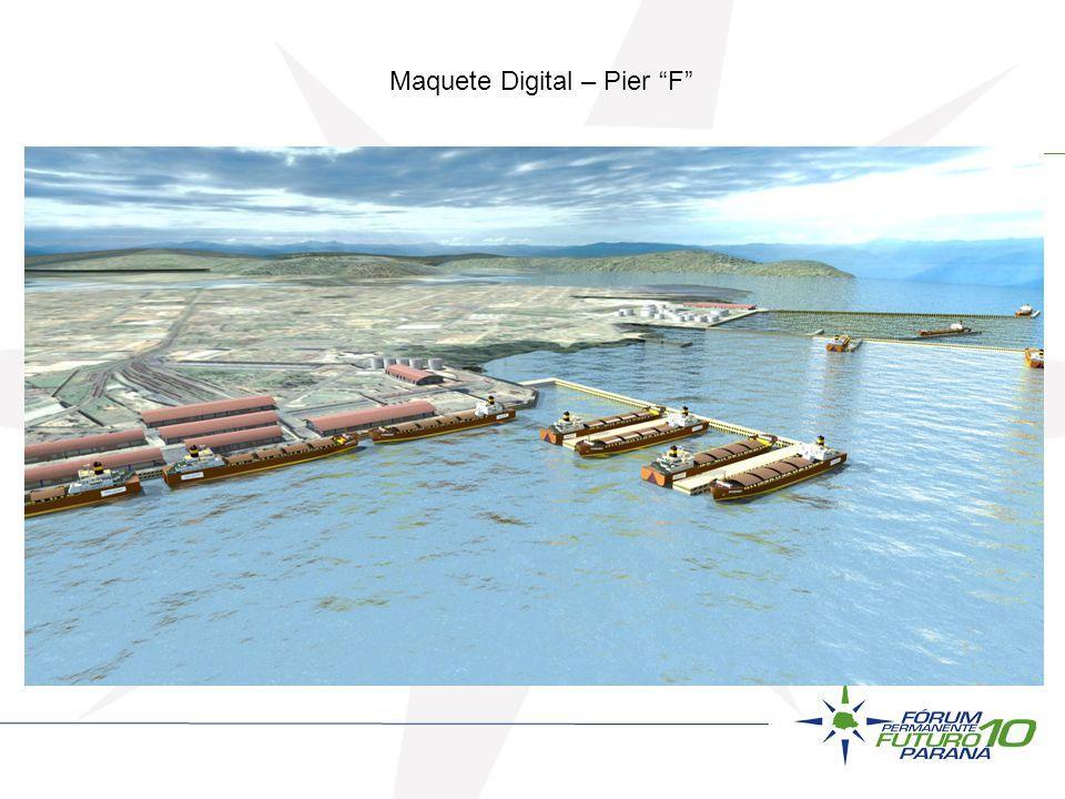 Maquete Digital – Pier F