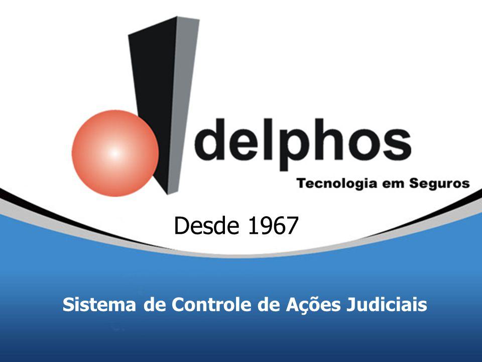 Sistema de Controle de Ações Judiciais