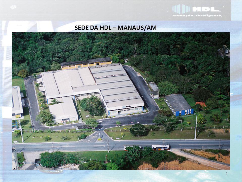 SEDE DA HDL – MANAUS/AM 2