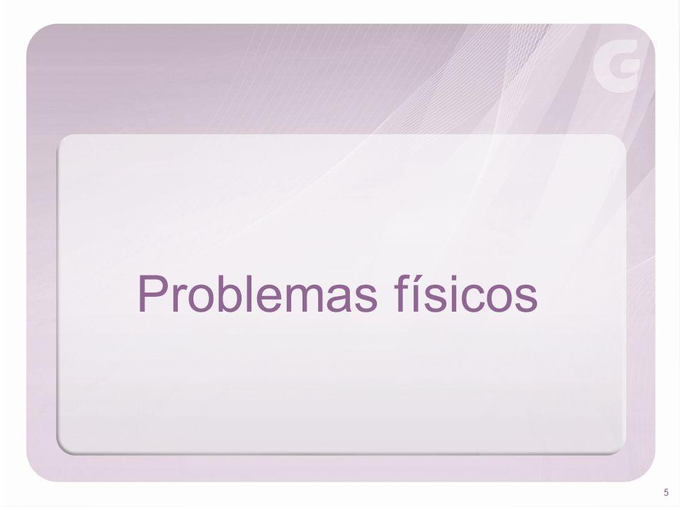Problemas físicos