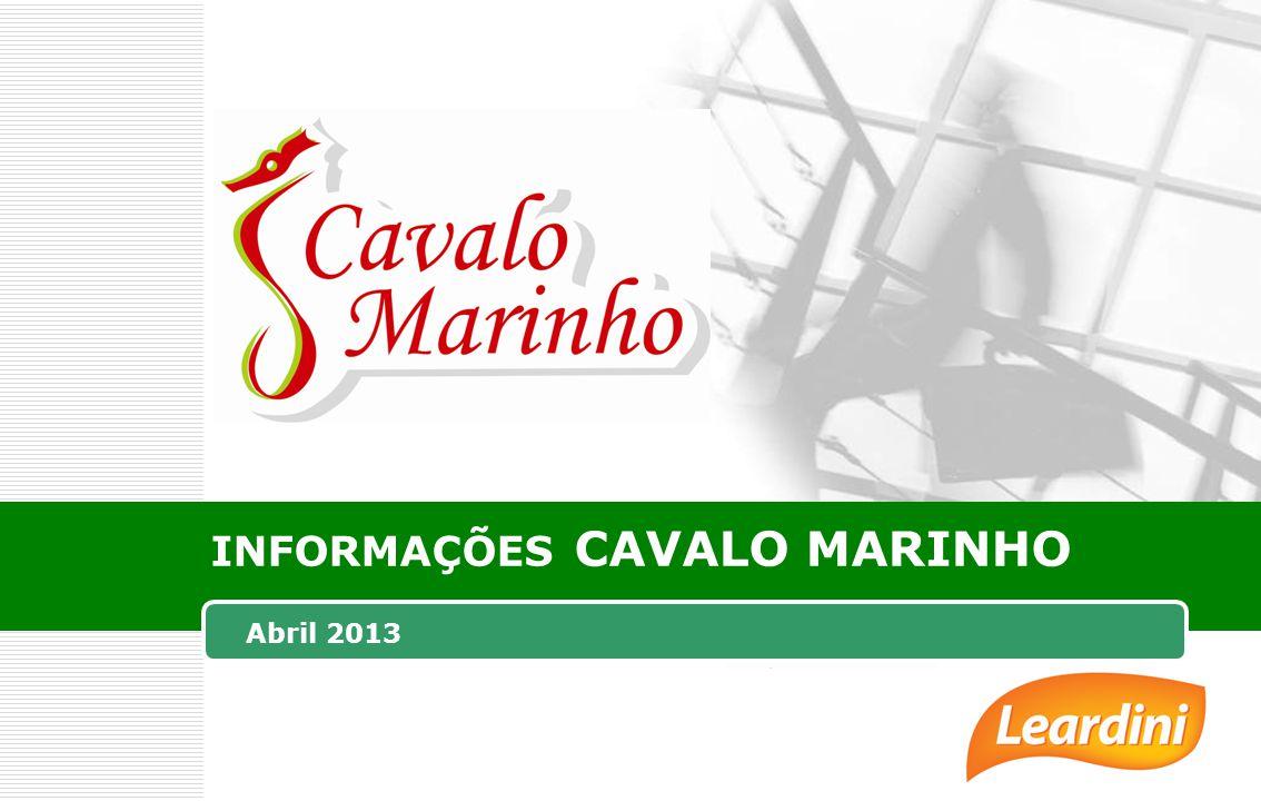 INFORMAÇÕES CAVALO MARINHO