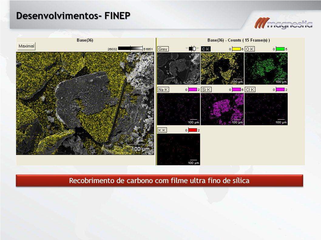 Desenvolvimentos- FINEP
