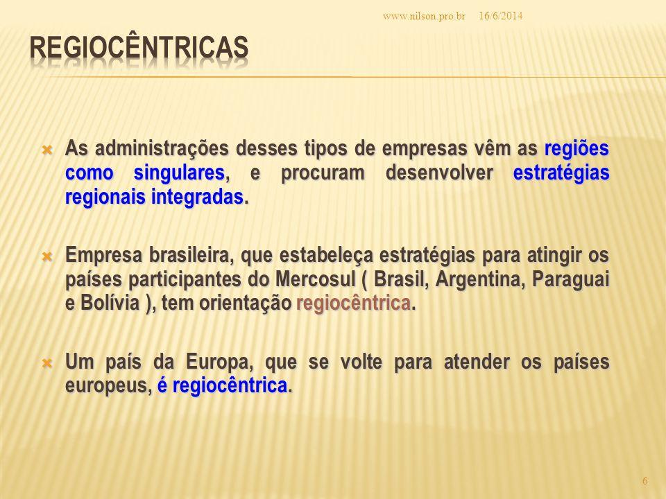 www.nilson.pro.br 02/04/2017. Regiocêntricas.