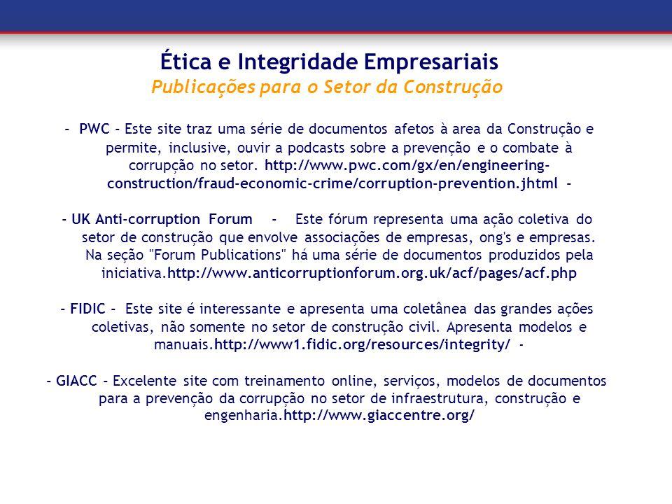 Ética e Integridade Empresariais
