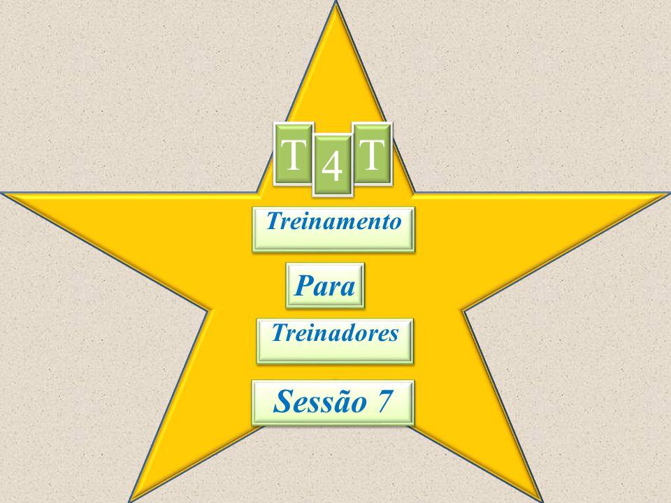 T T 4 Treinamento Para Treinadores Sessão 7
