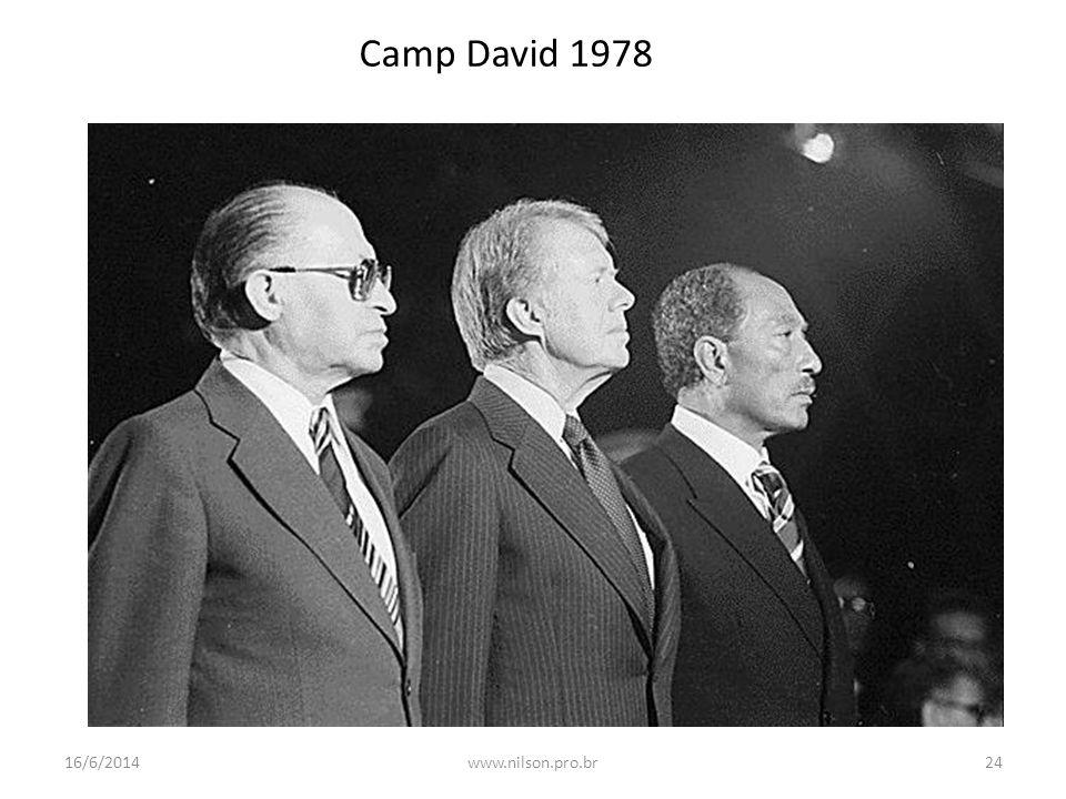 Camp David 1978 02/04/2017 www.nilson.pro.br
