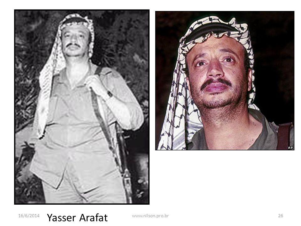02/04/2017 Yasser Arafat www.nilson.pro.br