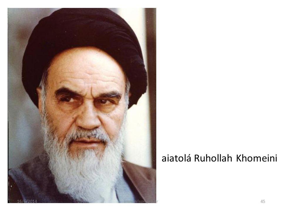 aiatolá Ruhollah Khomeini