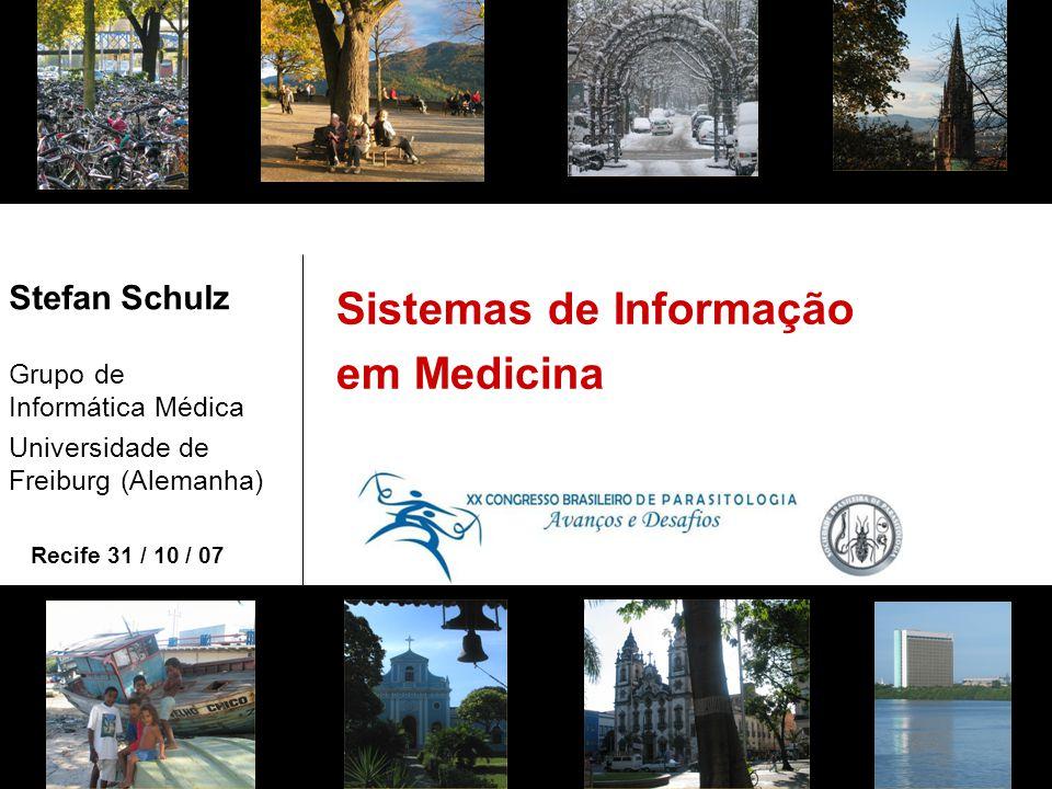 Sistemas de Informação em Medicina
