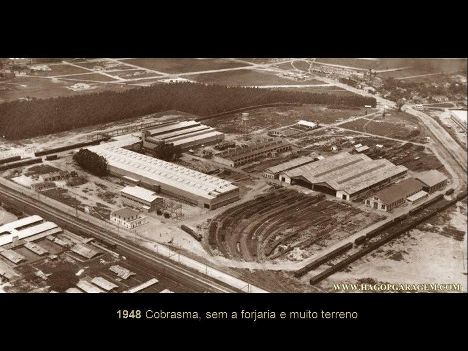 1948 Cobrasma, sem a forjaria e muito terreno