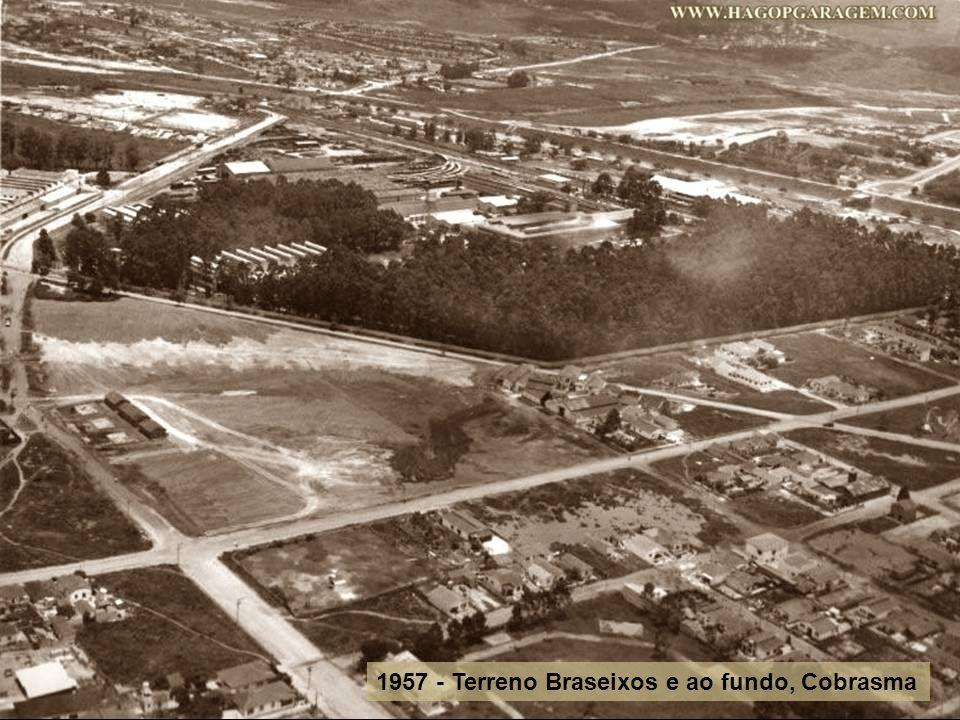 1957 - Terreno Braseixos e ao fundo, Cobrasma