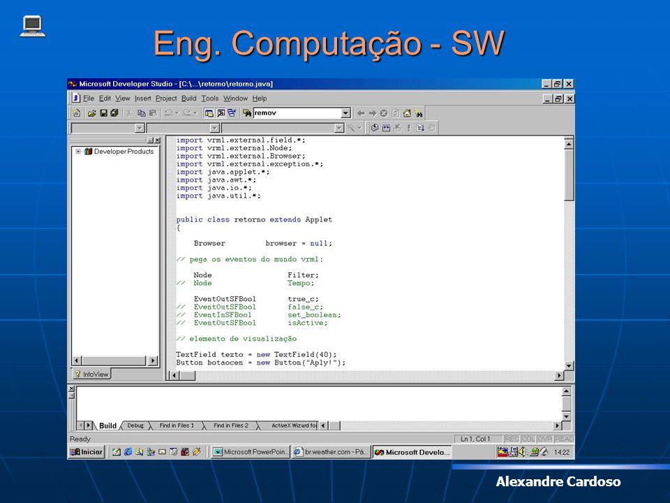 Eng. Computação - SW