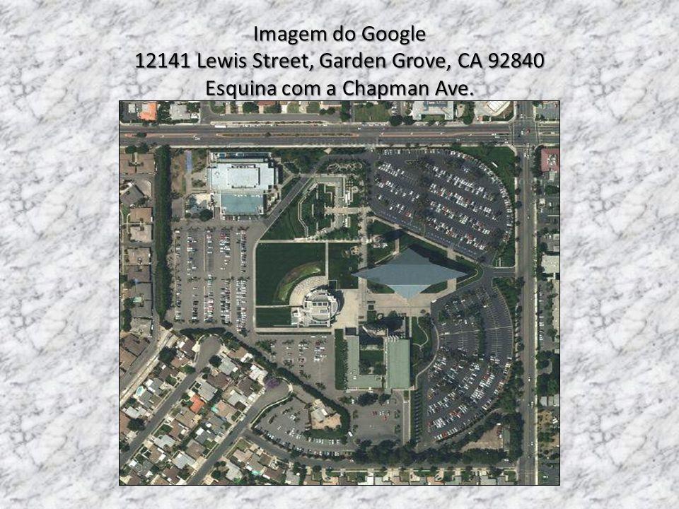 12141 Lewis Street, Garden Grove, CA 92840 Esquina com a Chapman Ave.