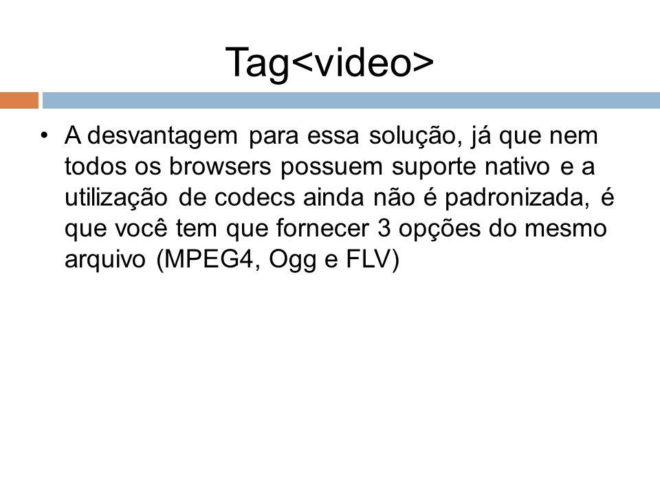 Tag<video>