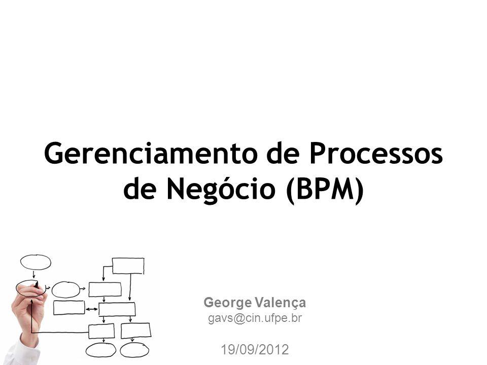 Gerenciamento de Processos de Negócio (BPM)