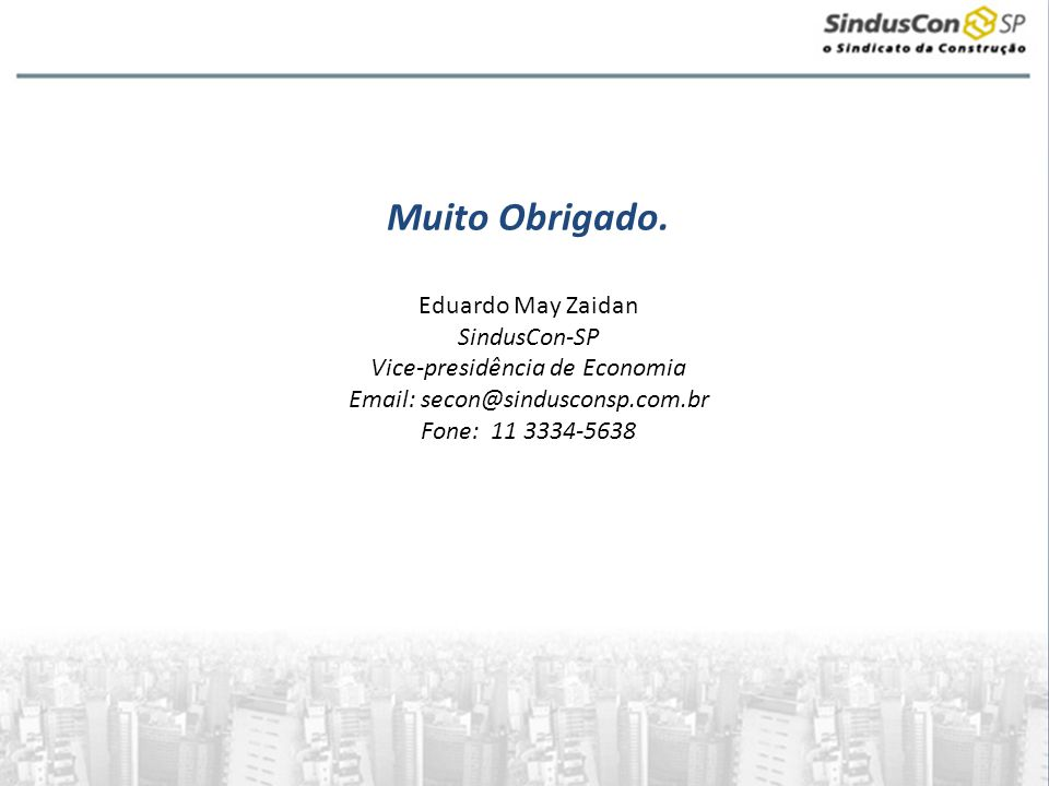 Vice-presidência de Economia