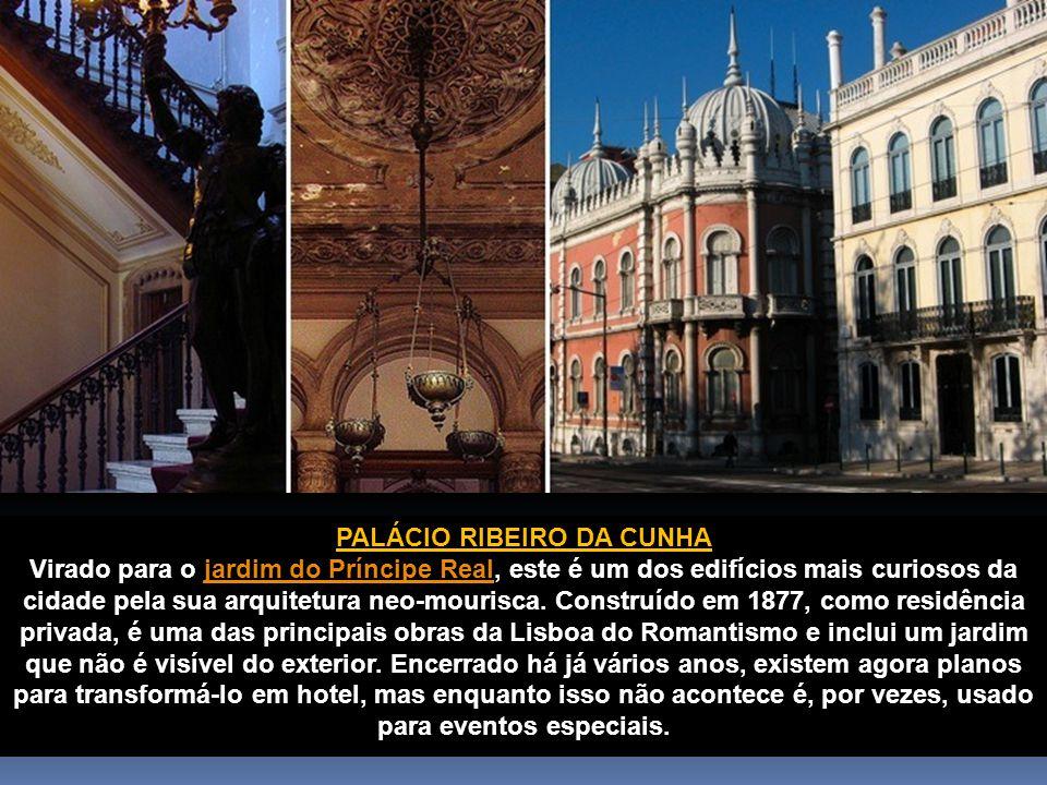 PALÁCIO RIBEIRO DA CUNHA