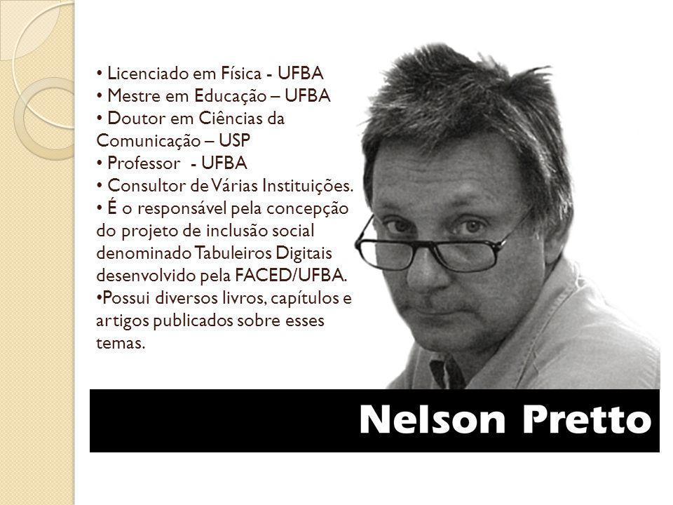 Licenciado em Física - UFBA
