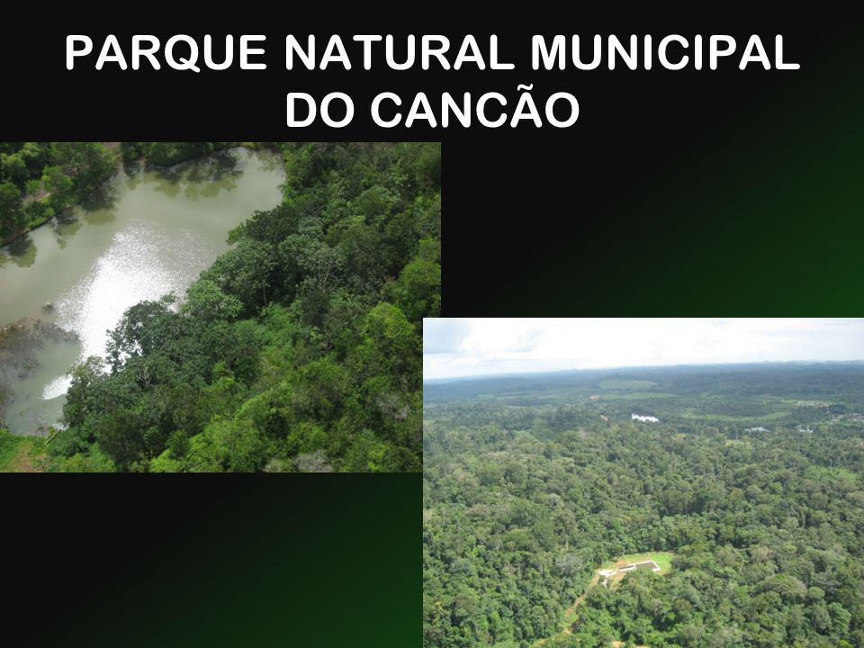 PARQUE NATURAL MUNICIPAL DO CANCÃO