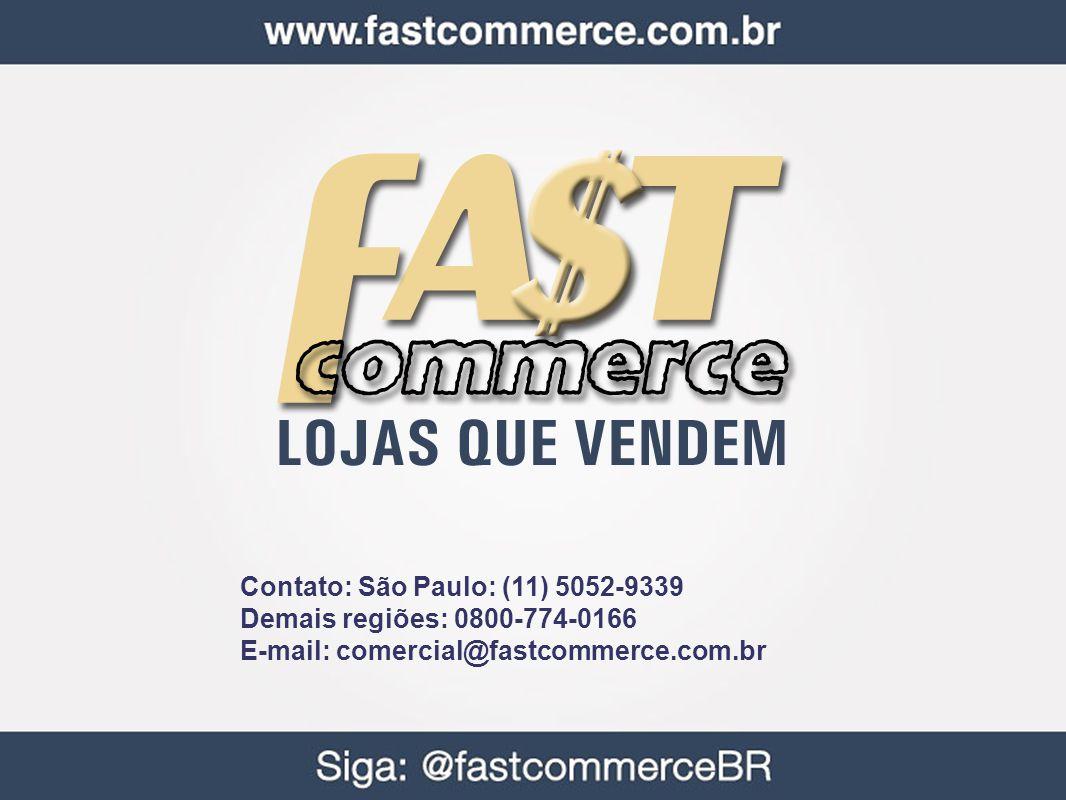 Contato: São Paulo: (11) 5052-9339 Demais regiões: 0800-774-0166