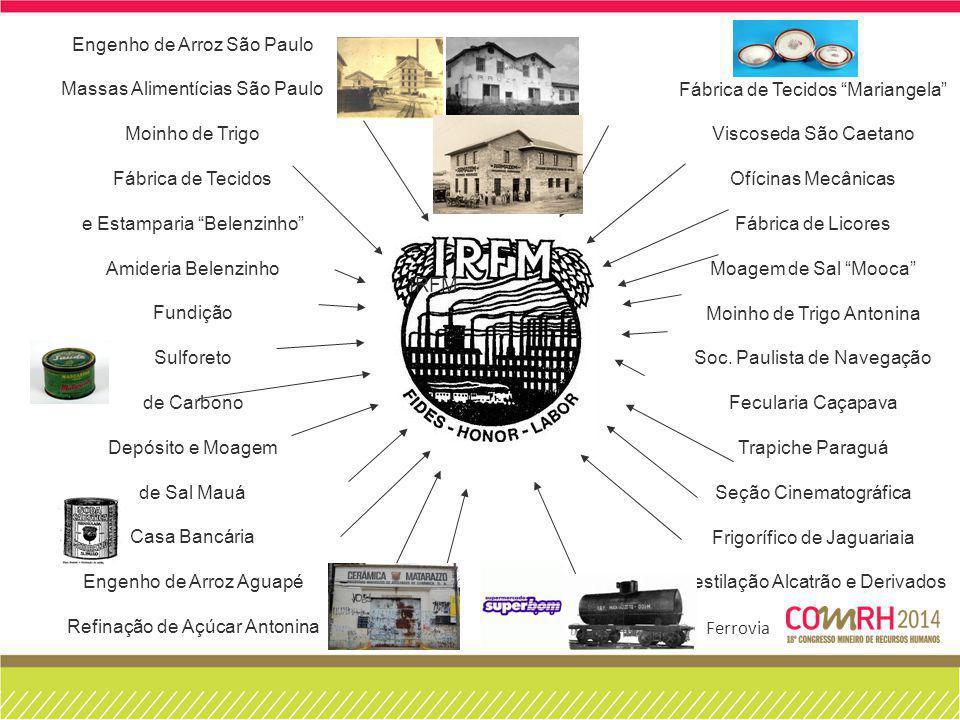 IRFM Engenho de Arroz São Paulo Massas Alimentícias São Paulo