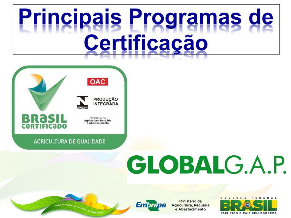 Principais Programas de Certificação