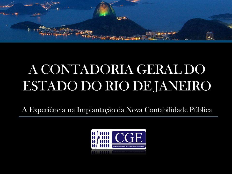 A Contadoria Geral do Estado do rio de Janeiro