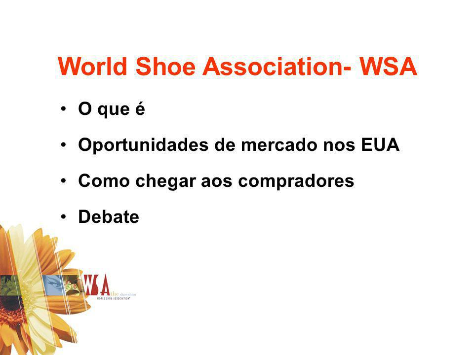 World Shoe Association- WSA