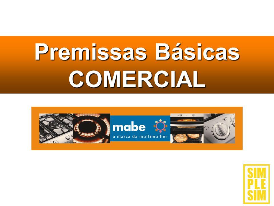 Premissas Básicas COMERCIAL