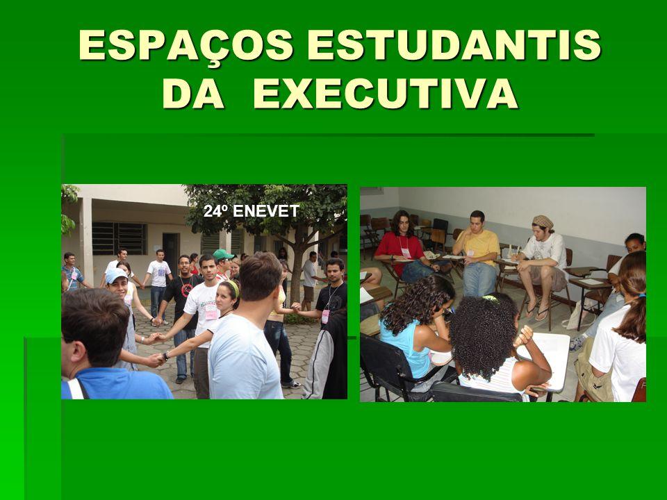 ESPAÇOS ESTUDANTIS DA EXECUTIVA