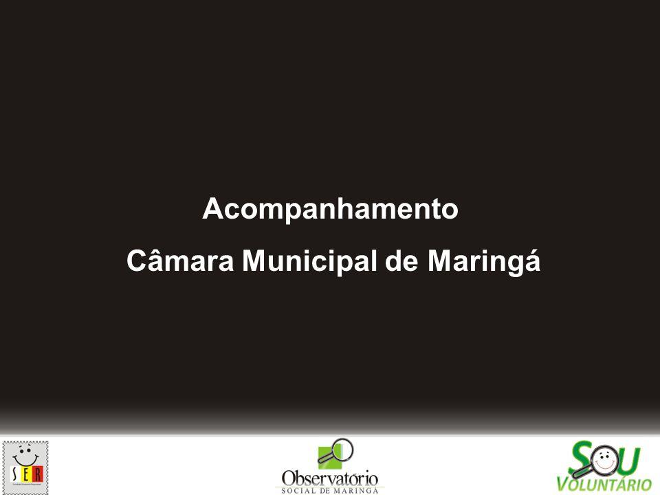 Câmara Municipal de Maringá