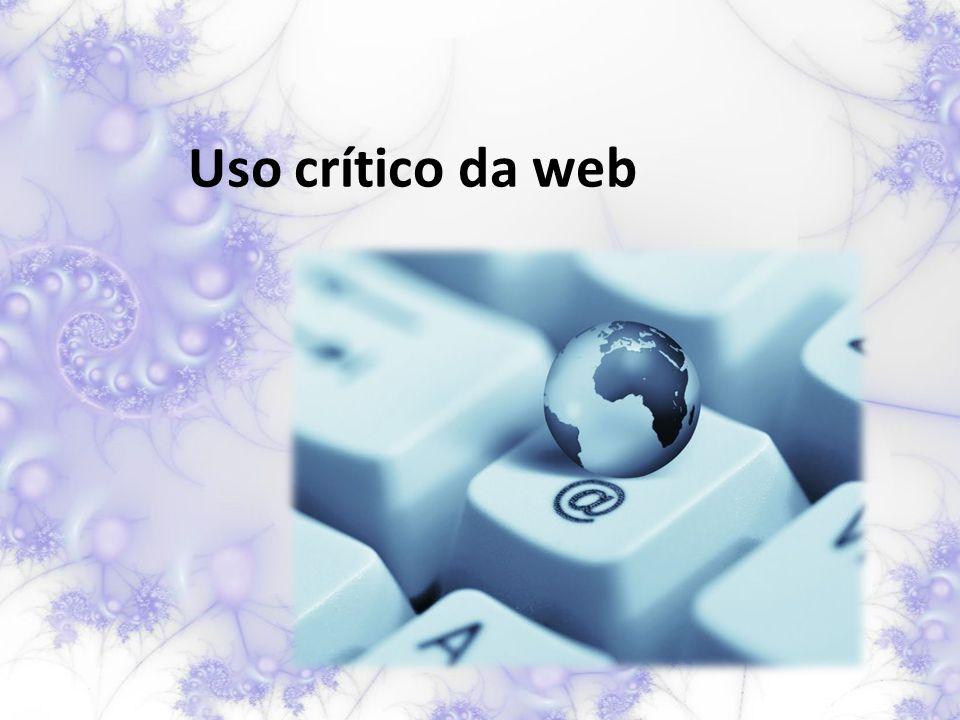 Uso crítico da web