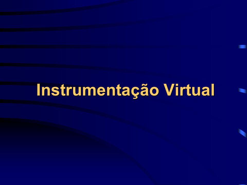 Instrumentação Virtual