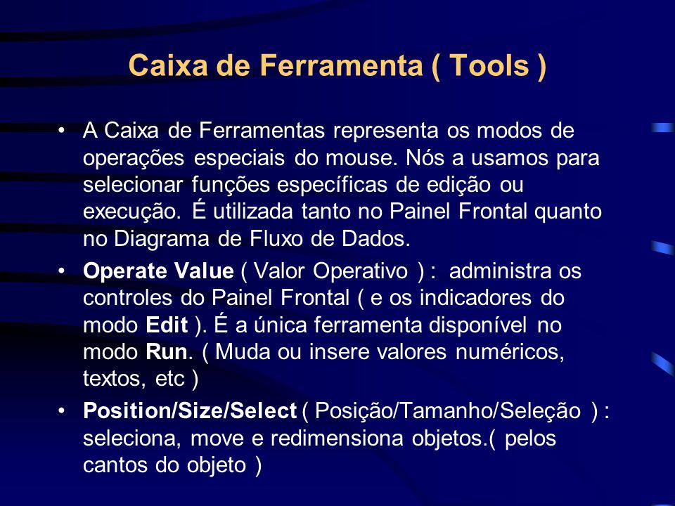 Caixa de Ferramenta ( Tools )