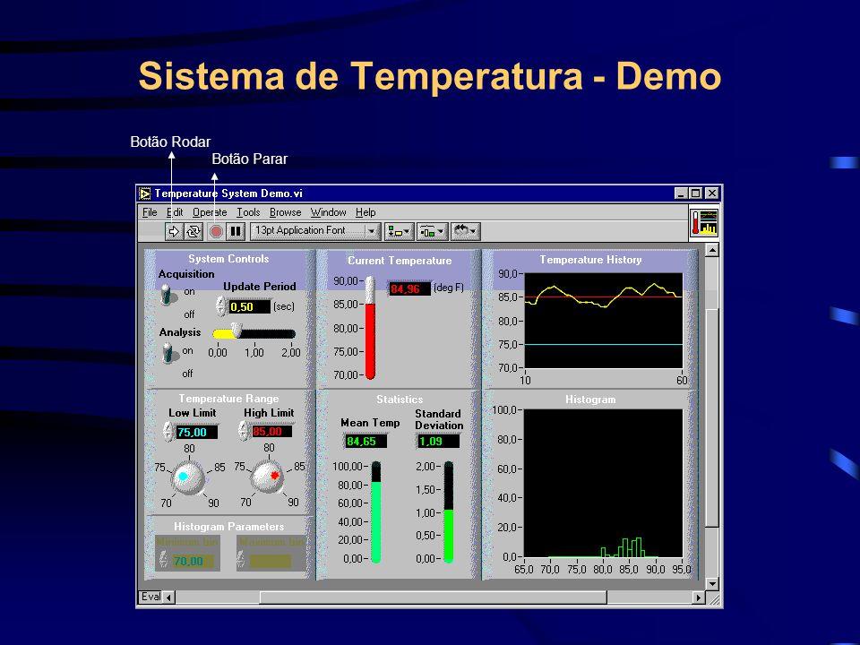 Sistema de Temperatura - Demo