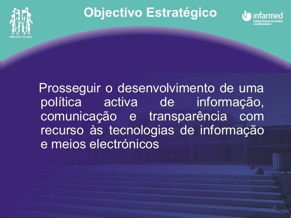 Objectivo Estratégico