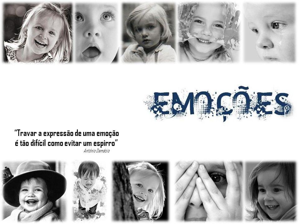 Travar a expressão de uma emoção é tão difícil como evitar um espirro