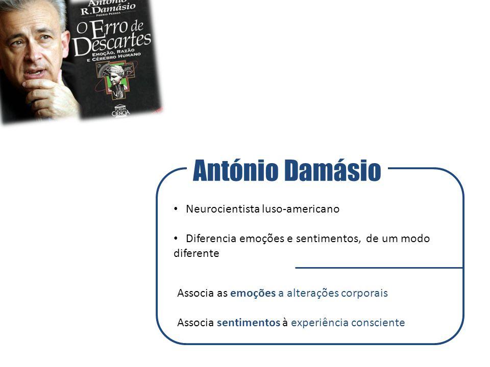 António Damásio Neurocientista luso-americano