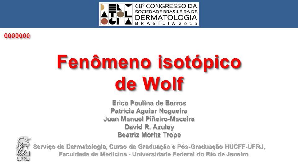 Fenômeno isotópico de Wolf